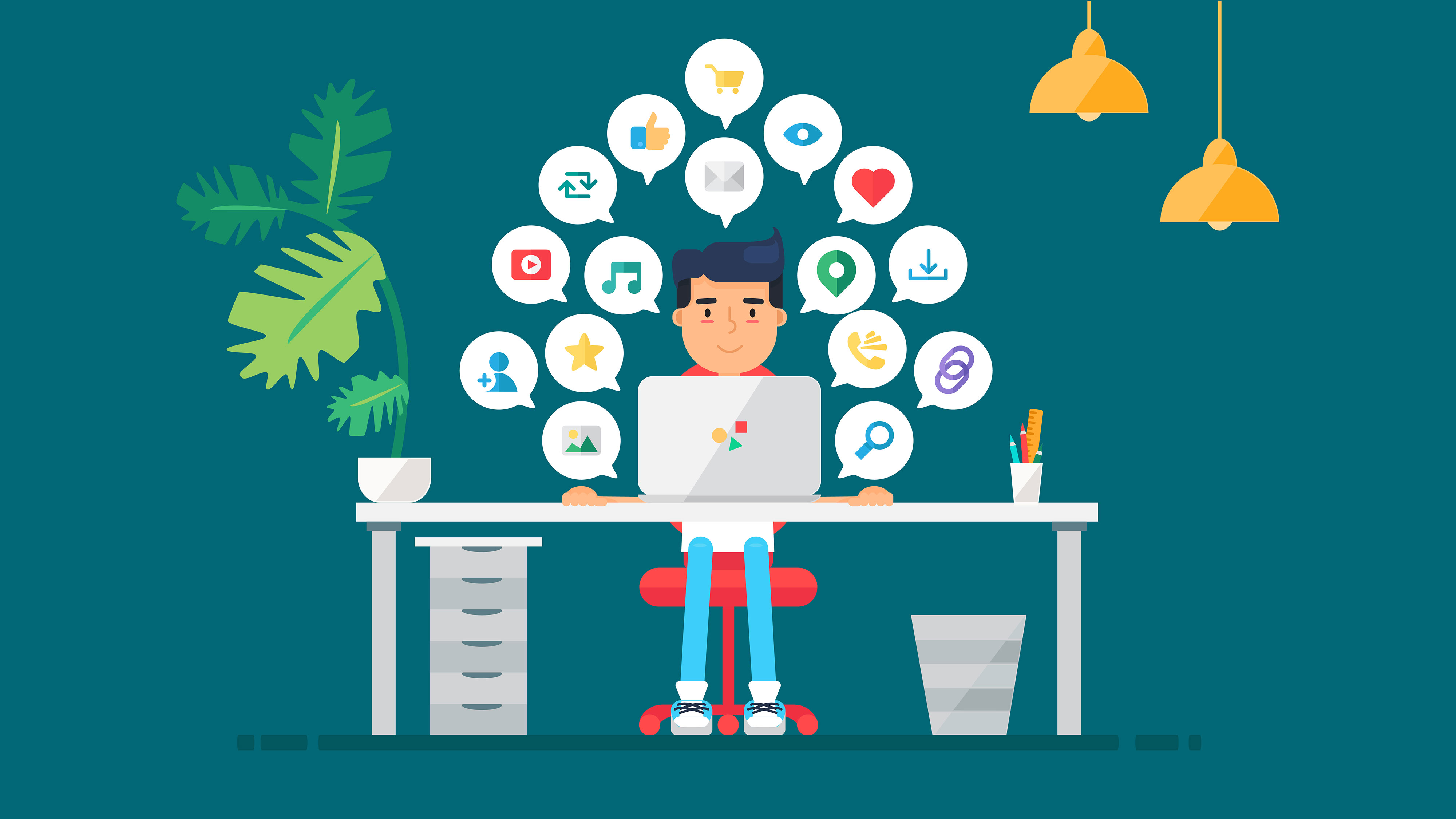 Contenido multimedia para redes sociales, culturina comunicación