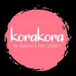 logotipo korakora orden, culturina comunicación