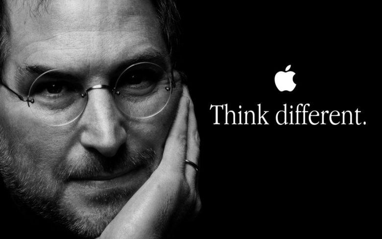 steve jobs think different, culturina comunicación