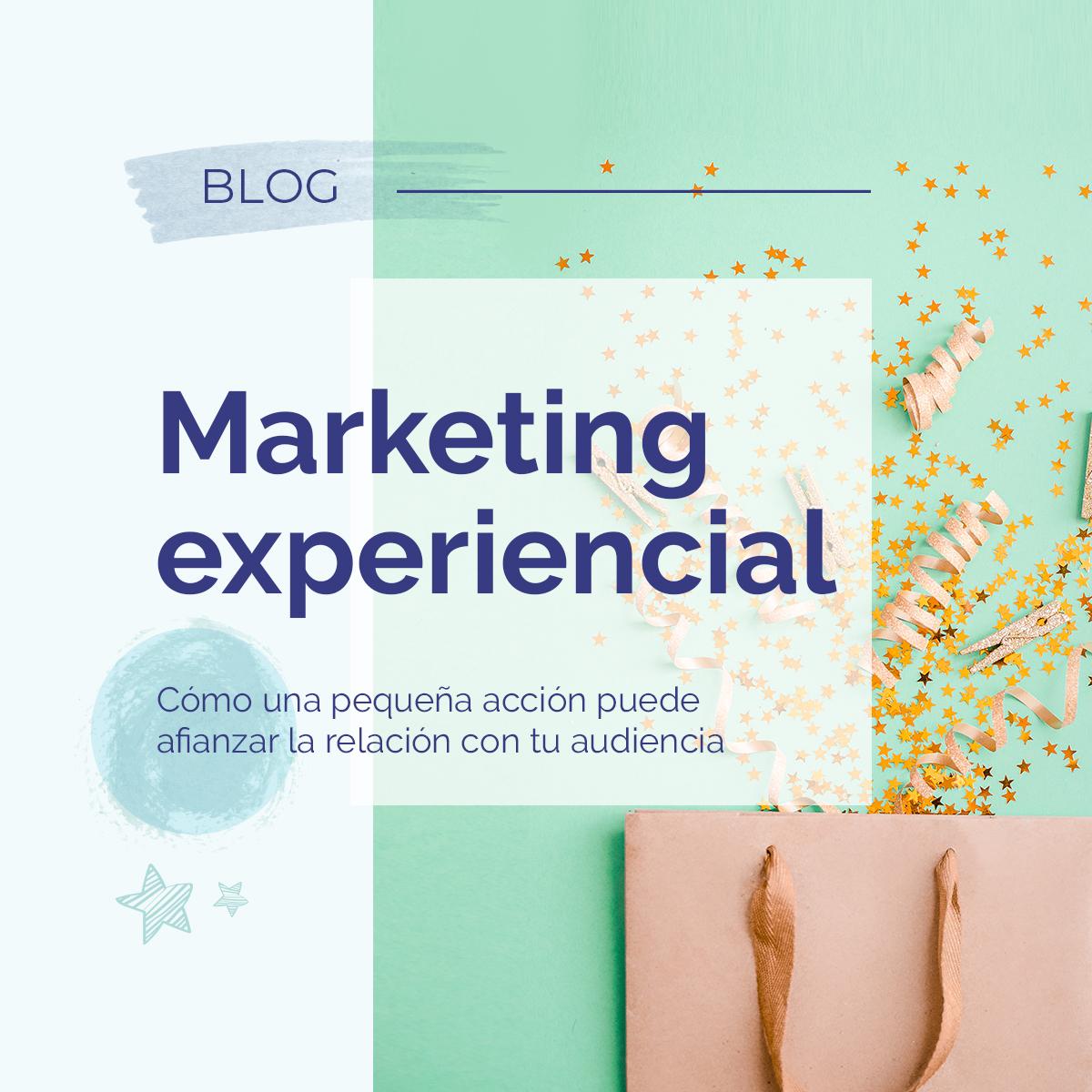 Marketing experiencial, ideas de marketing experiencial, qué es el marketing experiencial, culturina comunicación