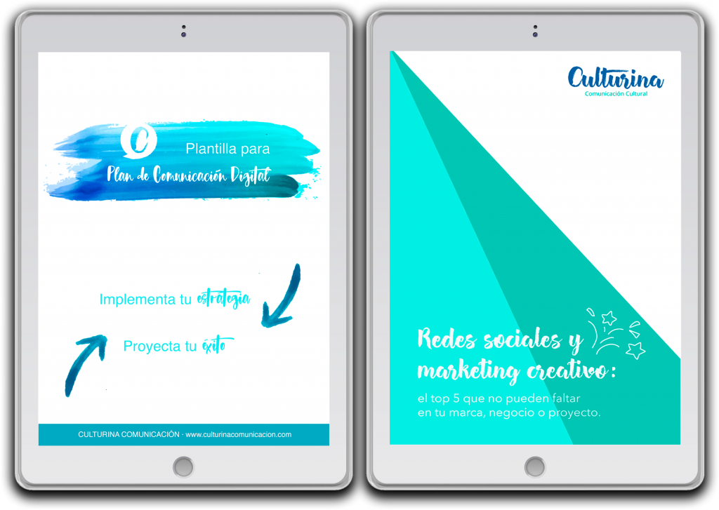 recursos gratuitos marketing digital, culturina comunicación