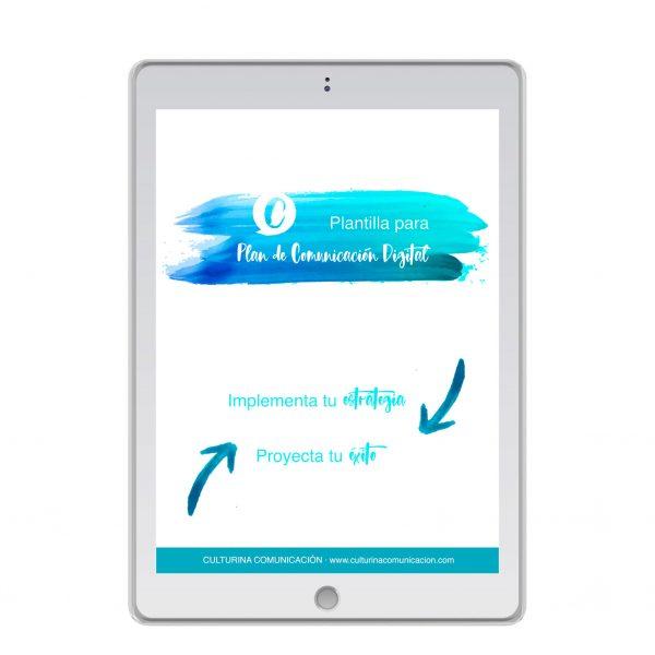 ipad-plantilla-plan-comunicacion-digital-culturina-comunicacion